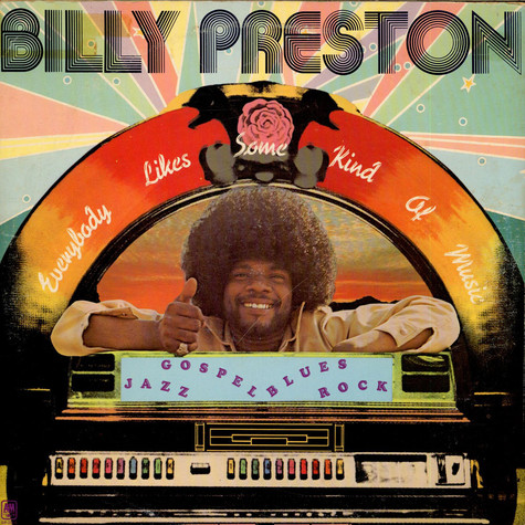 Billy Preston - Everybody Likes Some Kind Of Music