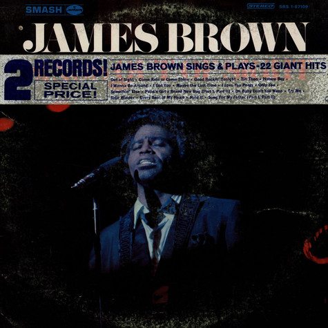 James Brown - James Brown Sings And Plays 22 Giant Hits
