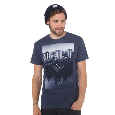 Iriedaily - City Mountains T-Shirt