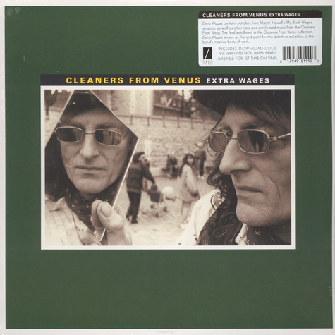 Cleaners From Venus - Extra Wages