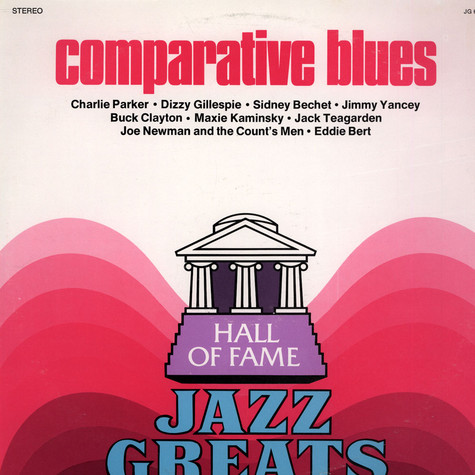 V.A. - Comparative Blues
