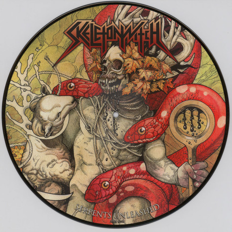 Skeletonwitch - Serpents Unleashed Picture Disc Edition