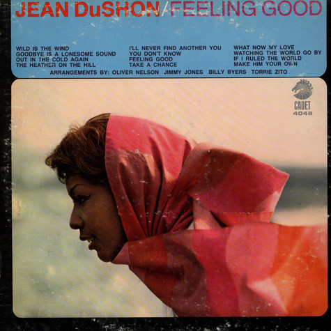 Jean DuShon - Feeling Good