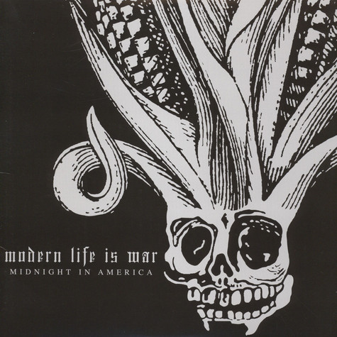 Modern Life Is War - Midnight In America Colored Vinyl Edition