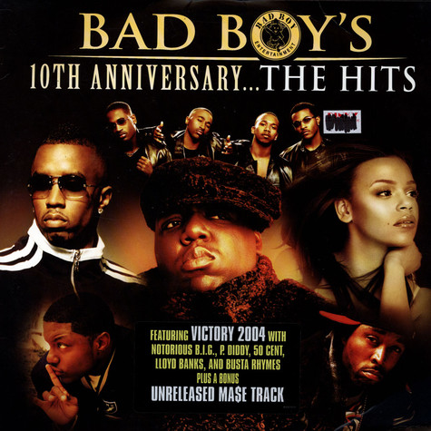 V.A. - Bad Boy's 10th Anniversary...The Hits