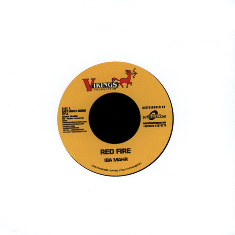 Iba Mahr / Romain Virgo - Red Fire / Lethal Weapon