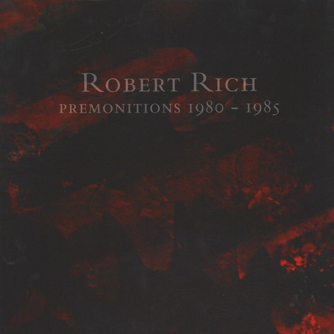 Robert Rich - Premonitions