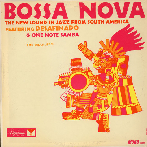 Brasileros, The - Bossa Nova: The New Sound In Jazz From South America