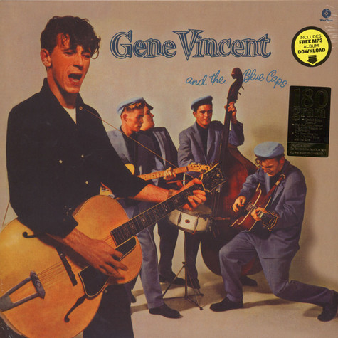 Gene Vincent - And The Blue Caps