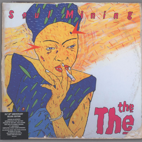 The The - Soul Mining 30Th Anniversary Deluxe Edition