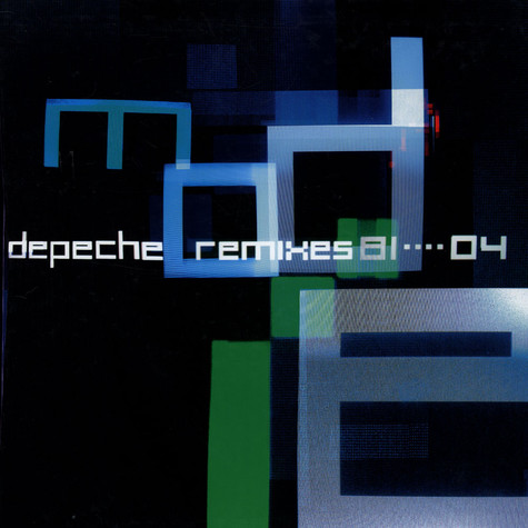 Depeche Mode - Remixes 81····04