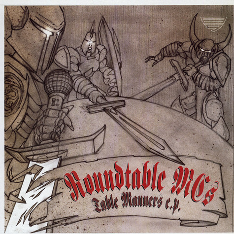 Roundtable MCs - Table Manners E.P.