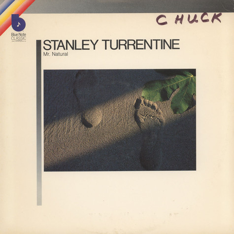 Stanley Turrentine - Mr. Natural