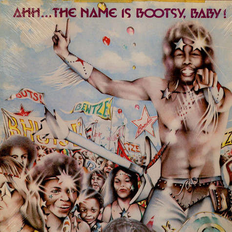 Bootsy's Rubber Band - Ahh...The Name Is Bootsy, Baby!