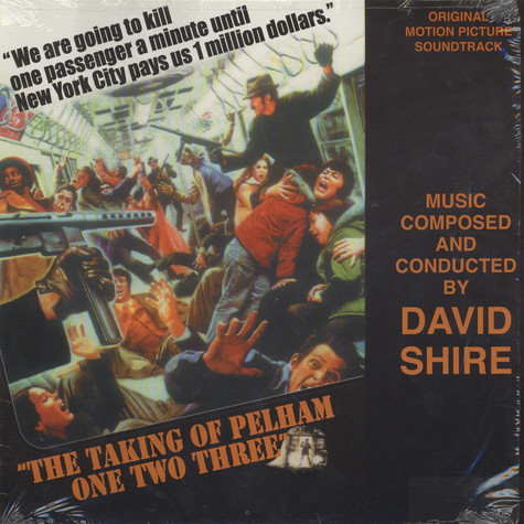 David Shire - OST The Taking Of Pelham One Two Three