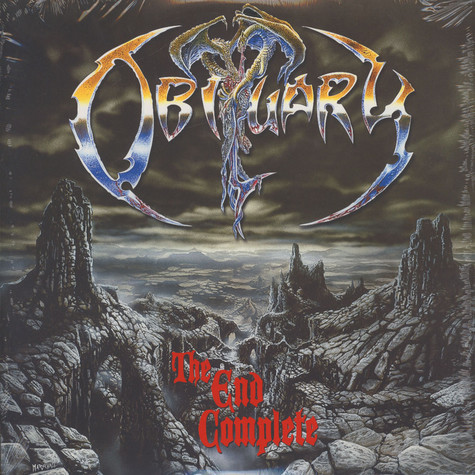 Obituary - End Complete
