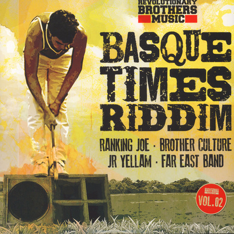 Basque Times Riddim - Volume 2