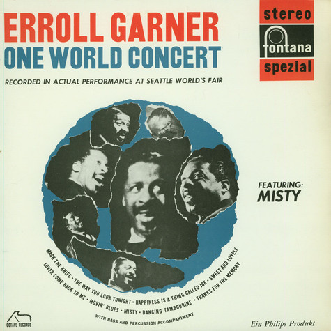 Erroll Garner - One World Concert