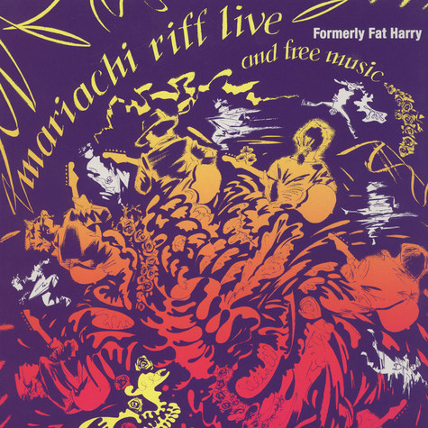 Formely Pat Harry - Mariachi Riff Live & free Music