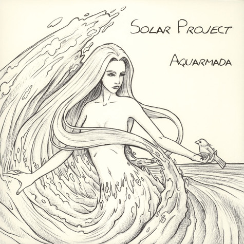 Solar Project - Aquarmada White Vinyl Edition