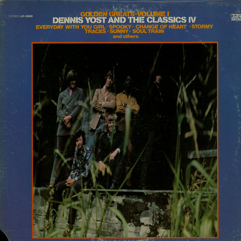 Dennis Yost & Classics IV, The - Golden Greats Volume 1