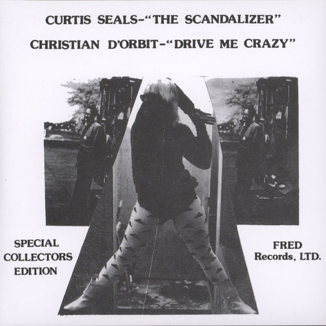 Curtis Seals / Christian D'Orbit - Split