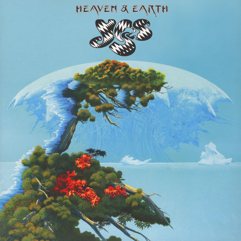 Yes - Heaven & Earth Colored Vinyl Edition