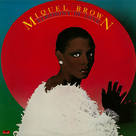 Miquel Brown - Symphony Of Love