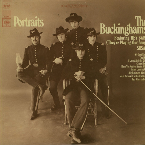 Buckinghams, The - Portraits