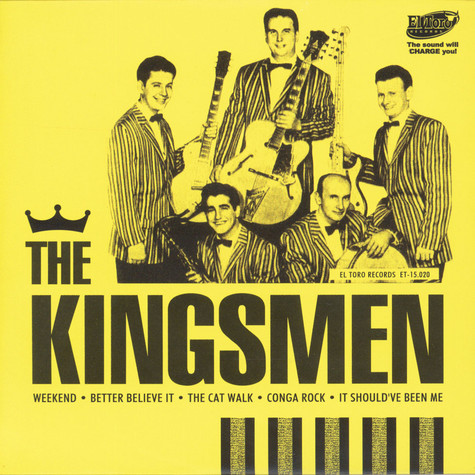 Kingsmen - Complete Recordings