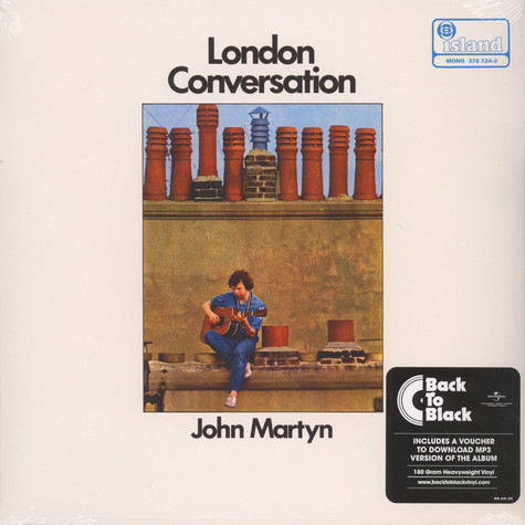John Martyn - London Conversation Back To Black Edition