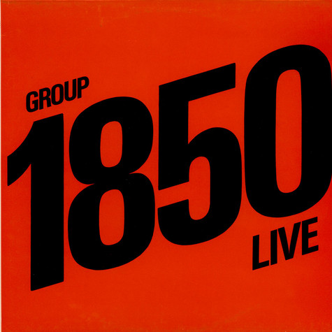 Group 1850 - Live