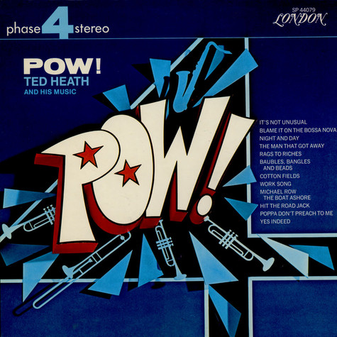Ted Heath And His Music - Pow!