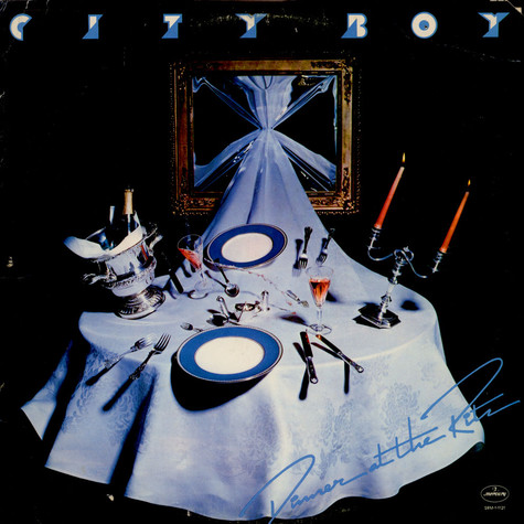 City Boy - Dinner At The Ritz