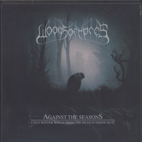 Woods Of Ypres - Against The Seasons - Cold Winter Songs From The Dead Summer Heat Orange Vinyl Edition