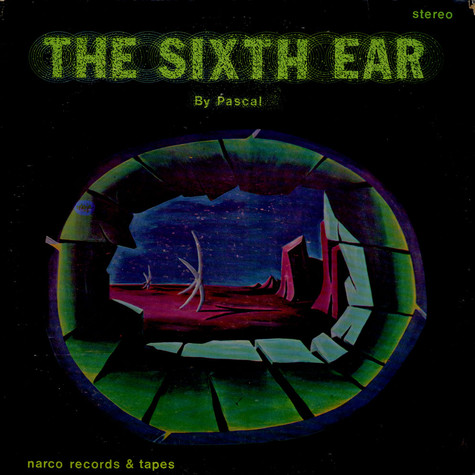 Nik Pascal - The Sixth Ear