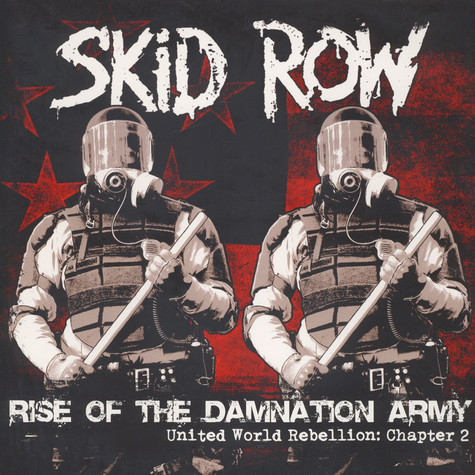 Skid Row - Rise Of The Damnation