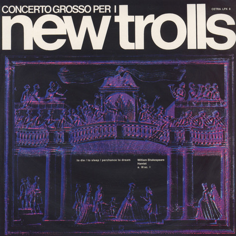 New Trolls - Concerto Grosso