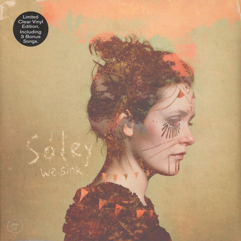 Soley - We Sink Clear Vinyl Edition