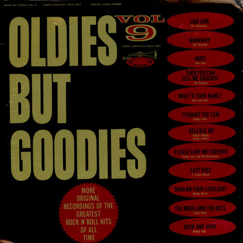 V.A. - Oldies But Goodies Vol. 9