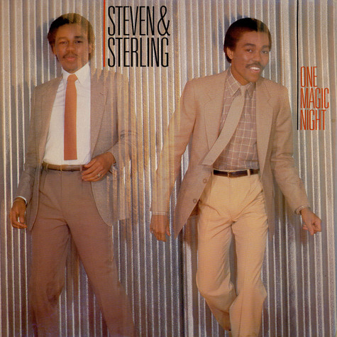 Steven & Sterling - One Magic Night