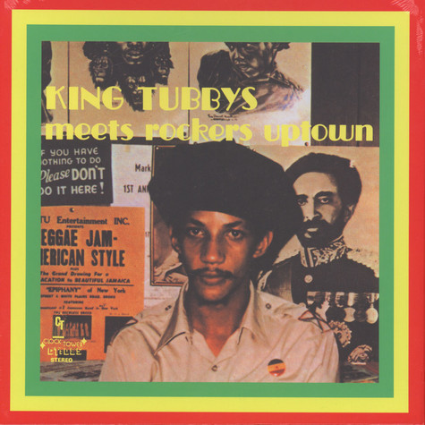 Augustus Pablo - King Tubby meets Rockers Uptown
