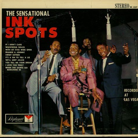 Ink Spots, The - The Sensational Ink Spots