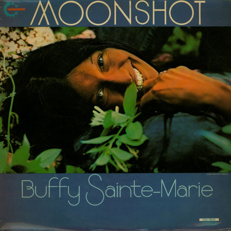 Buffy Sainte-Marie - Moonshot