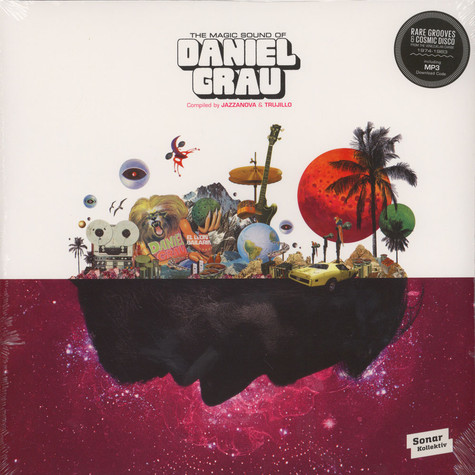 Daniel Grau - The Magic Sound Of Daniel Grau