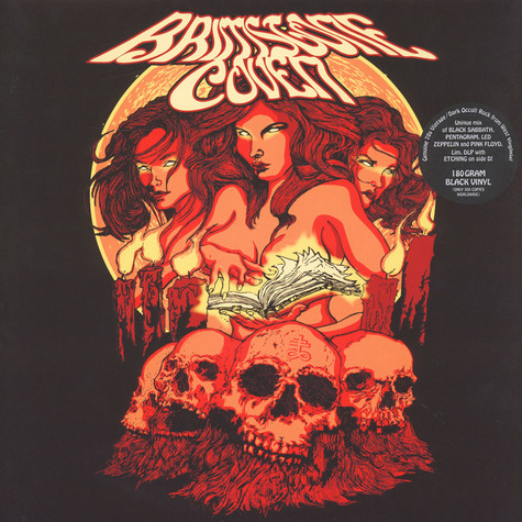 Brimstone Coven - Brimstone Coven Black Vinyl Edition
