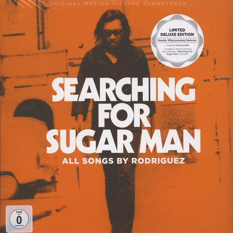 Rodriguez - OST Searching For Sugar Man Deluxe Edition