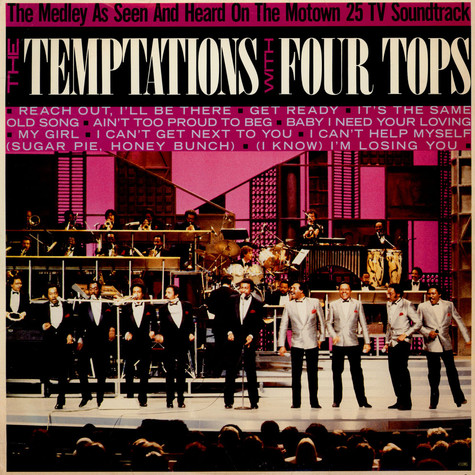 Temptations, The With Four Tops / Jackson 5, The - Medley