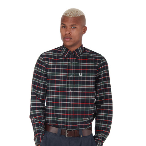 Fred Perry - House Tartan Shirt