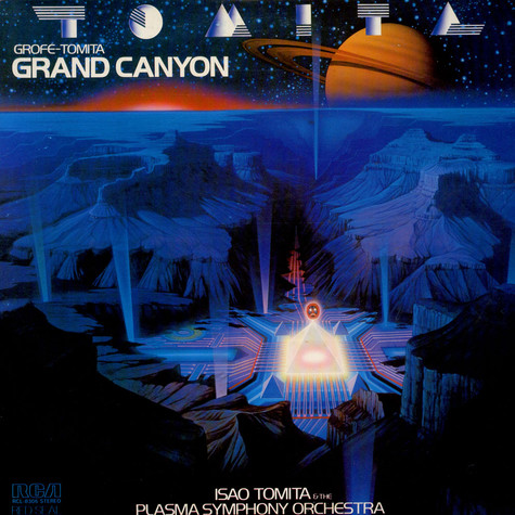Tomita & Plasma Symphony Orchestra, The - Grand Canyon Suite